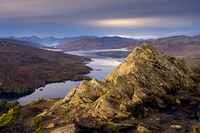 Ben A'an and Loch Katrin