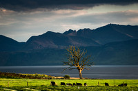Arran from the Isle of Bute